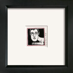"Bild ""Self Portrait"" (1986)"