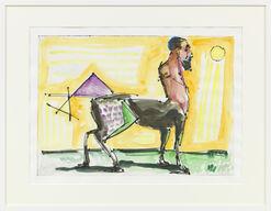 "Bild ""Kentaur"" (2011/17) (Unikat)"