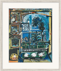 """Picture """"The Doves"""" (1957)"""