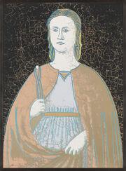 "Bild ""Saint Apollonia"" (1984)"