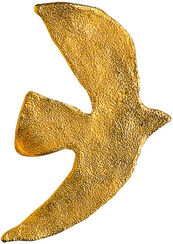 "Brooch ""Dove of Piece"""
