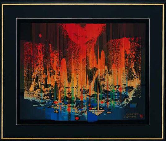 """Reinhard Brandner: Bild """"Odysseus"""" (1998)"""