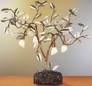 "Table Lamp ""Bonsai"""