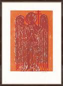 """Bild """"Ostengel"""" (1965)"""