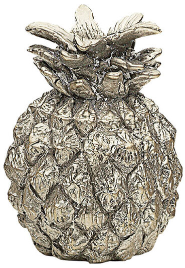 "Silver deco fruits ""pineapple"", bronze edition"