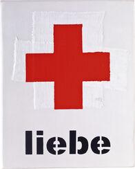 "Objekt ""Liebe"" (2017) (Unikat)"
