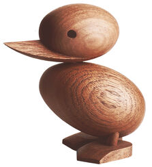 "Wooden Figure ""Ducklings"""