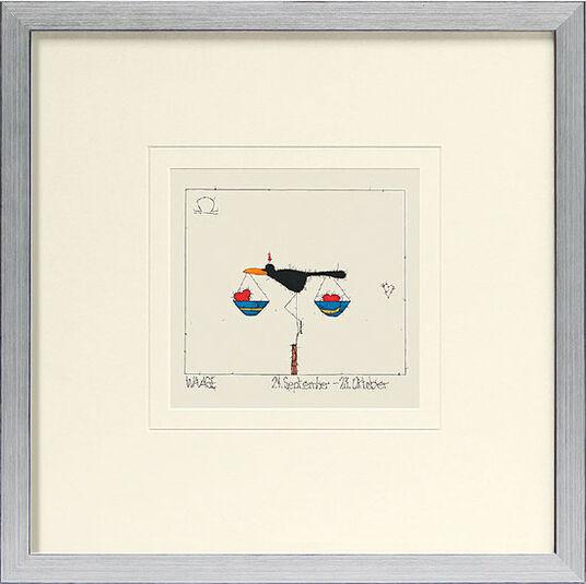"Michael Ferner: Picture ""Libra (24.9.-23.10.)"""