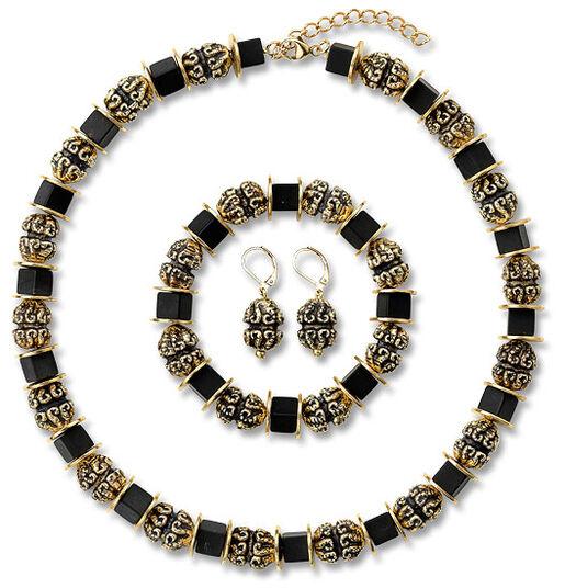 """Petra Waszak: Jewelry Set """"Treasure"""""""
