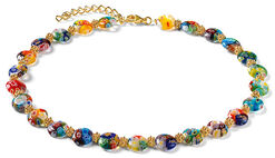 "Necklace ""Mille Fiori"""