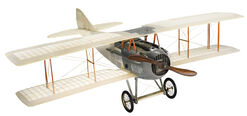 "Airplane model ""Double Decker SPAD S.XIII Transparent"""