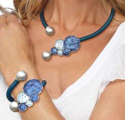 """Jewellery set """"Roberta"""""""