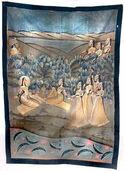 Pichavai-Bild