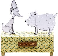 """Objekt """"Blind Date"""" (2007)"""