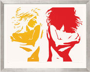 """Bild """"Mal links, mal rechts"""" (2013)"""