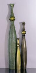 """Skulpturengruppe """"Die Familie"""", Bronze"""