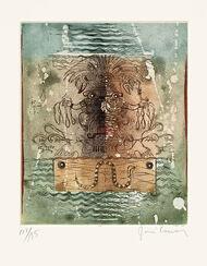 """Bild """"L' Eau"""" (1975), ungerahmt"""