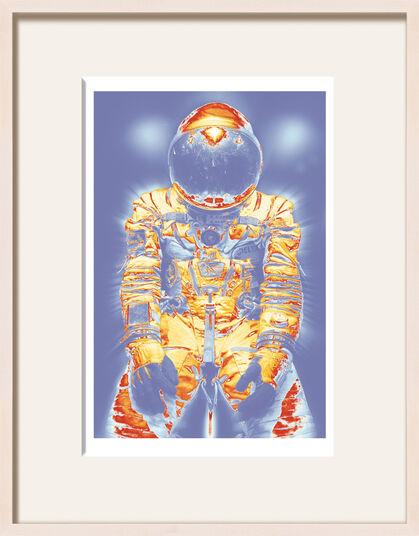 "Detlev van Ravenswaay: Bild ""Der Kosmonaut"" (2012)"