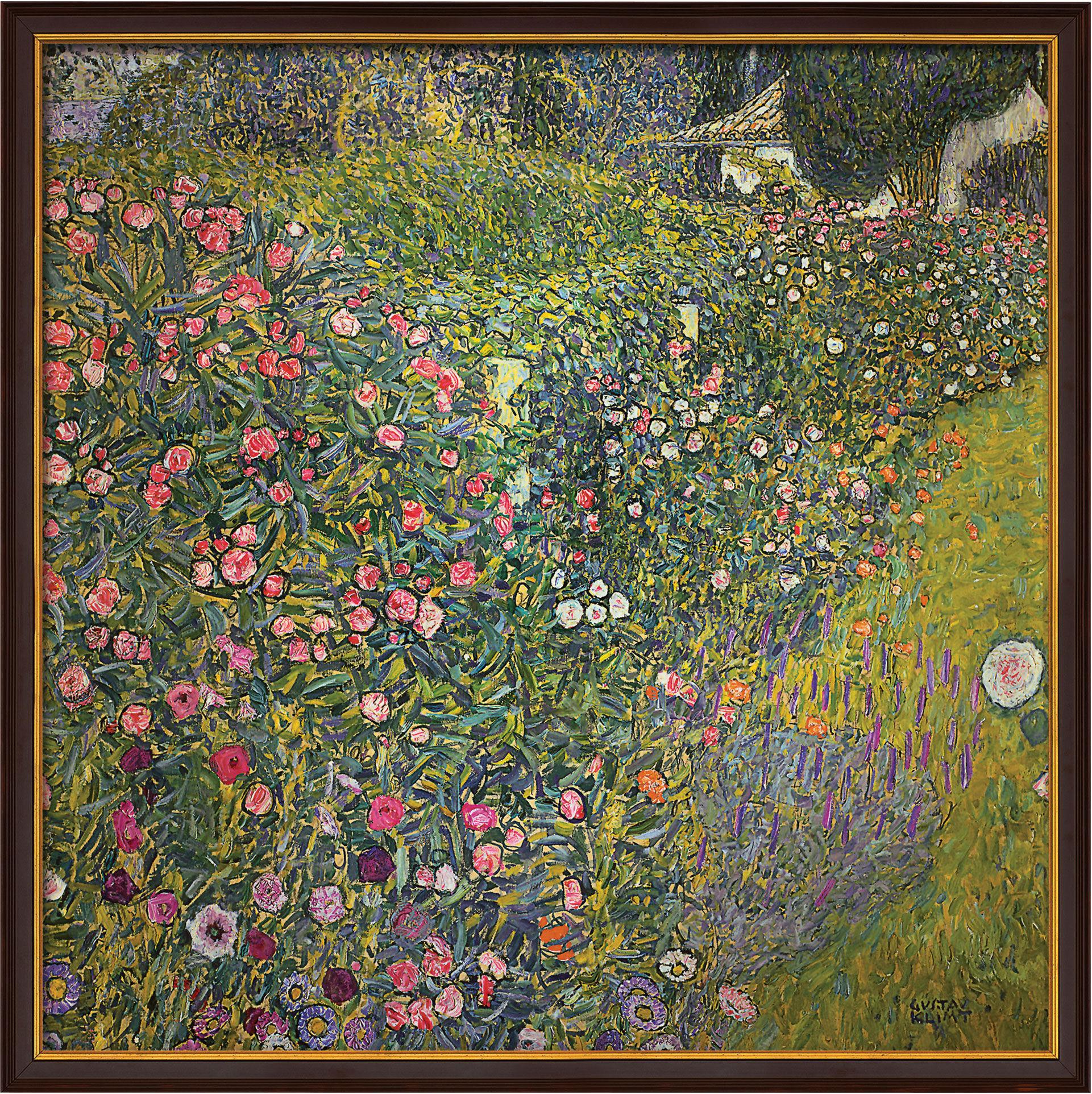 Gift Ideas For Easter Italian Garden Landscape By Klimt