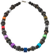 "Collier ""Volcano"", Version bunt"