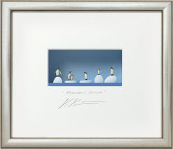 "3D-Painting ""Fisherman's Friends"", Framed"