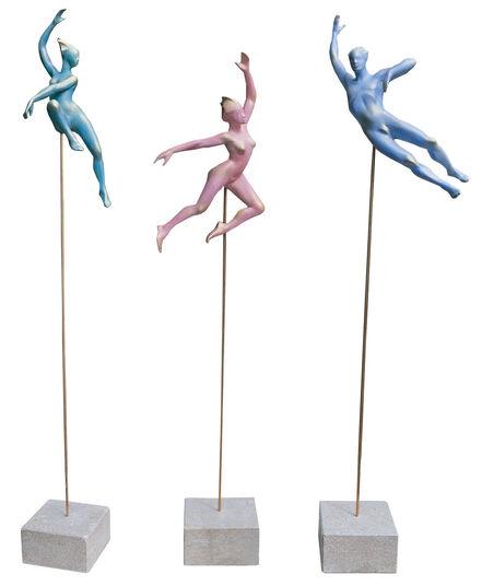 """Roman Johann Strobl: """"Wind ballet"""""""