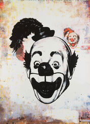 "Bild ""Clown Portraits 2"" (1994)"