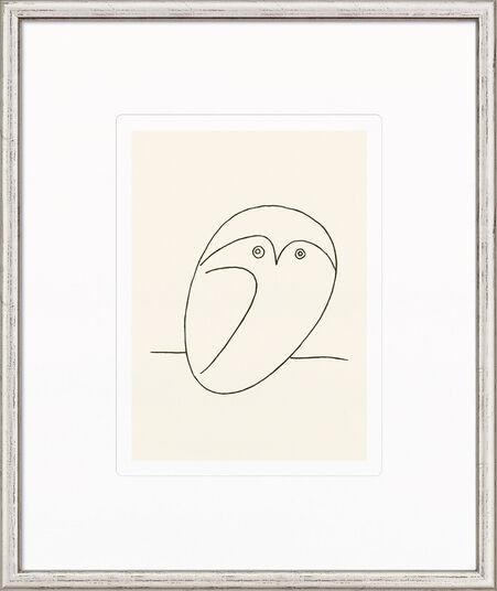 """Pablo Picasso: Bild """"Le Hibou"""", gerahmt"""