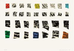 """Bild """"Two Assemblages (Transparent)"""", 2003"""