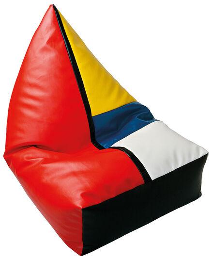 """Piet Mondrian: """"Sitzsack"""""""