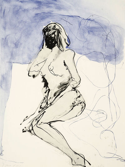 "Tracey Emin: Bild ""I think of you"" (2014)"