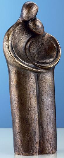 "Marita Müller: Sculpture ""Happiness"", bronze"