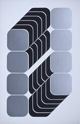 """Bild """"Ohne Titel VI"""" (1969)"""