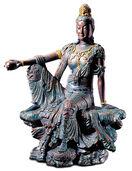 Statuette der Kuan-Yin