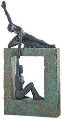 """Sculpture """"Equilibrium"""", artificial stone"""