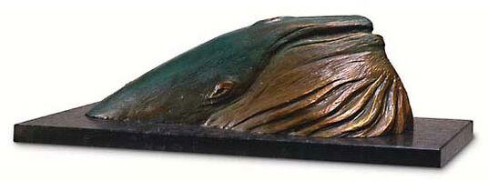 Jan Leseberg: 'Whale's Head'