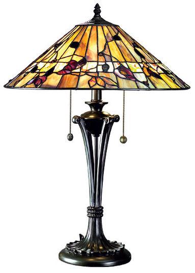Louis C. Tiffany: Table lamp 'Bernwood'