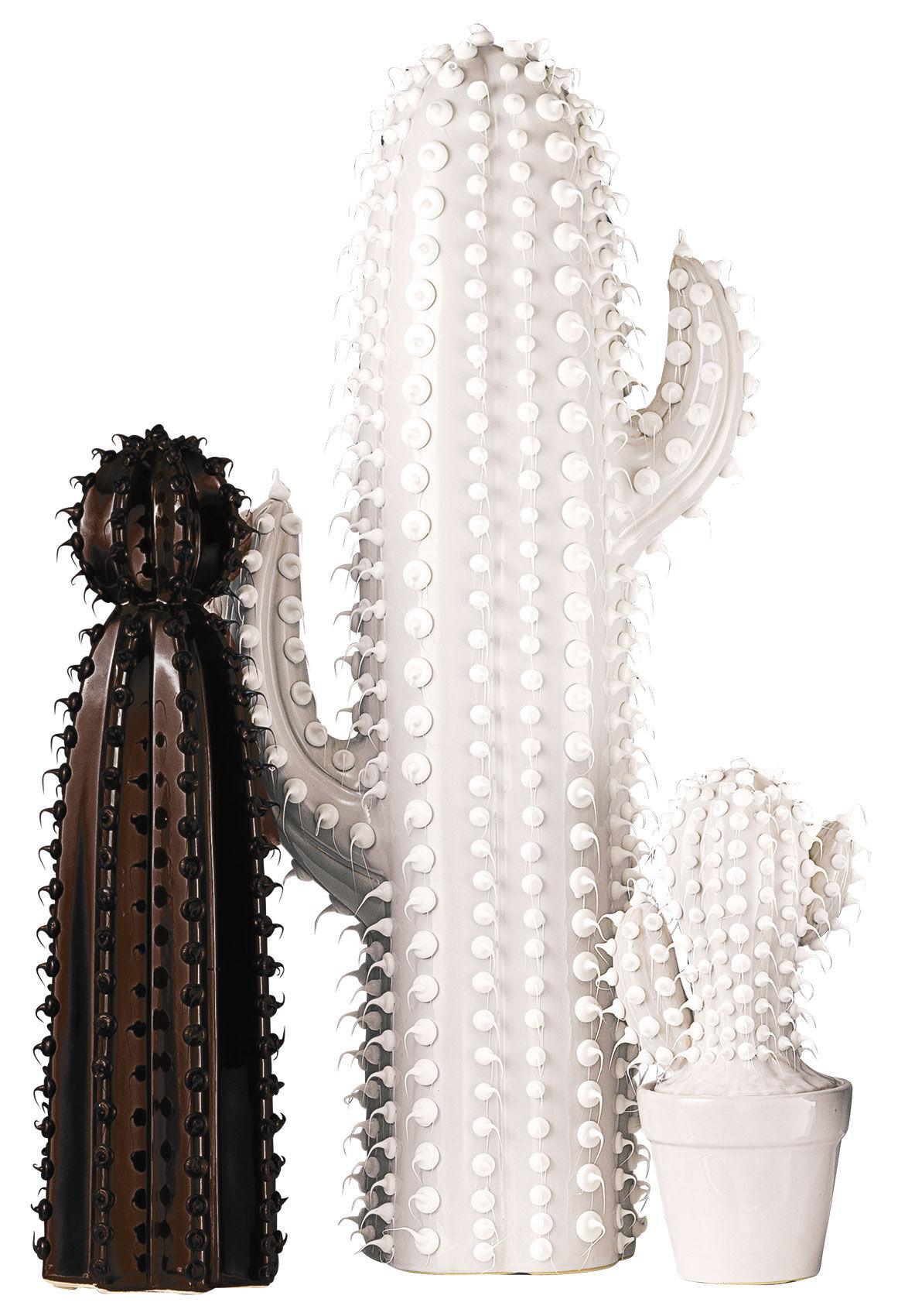 deko objekt kaktus schwarz ars mundi. Black Bedroom Furniture Sets. Home Design Ideas