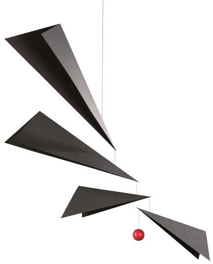 "Decken-Mobile ""Wings"""