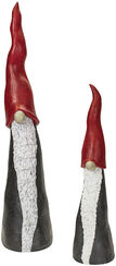"Secret Santa Set ""Tomtar"", ceramics hand-painted"