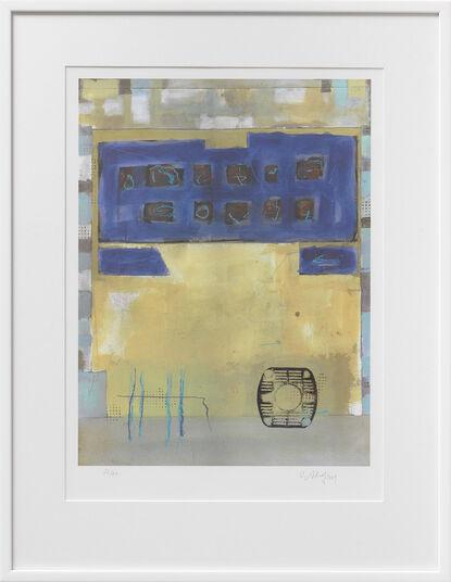 """Udo Achterholt: Bild """"Ohne Titel"""" (2009)"""