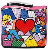 "Porzellanvase ""Heart Kids"""