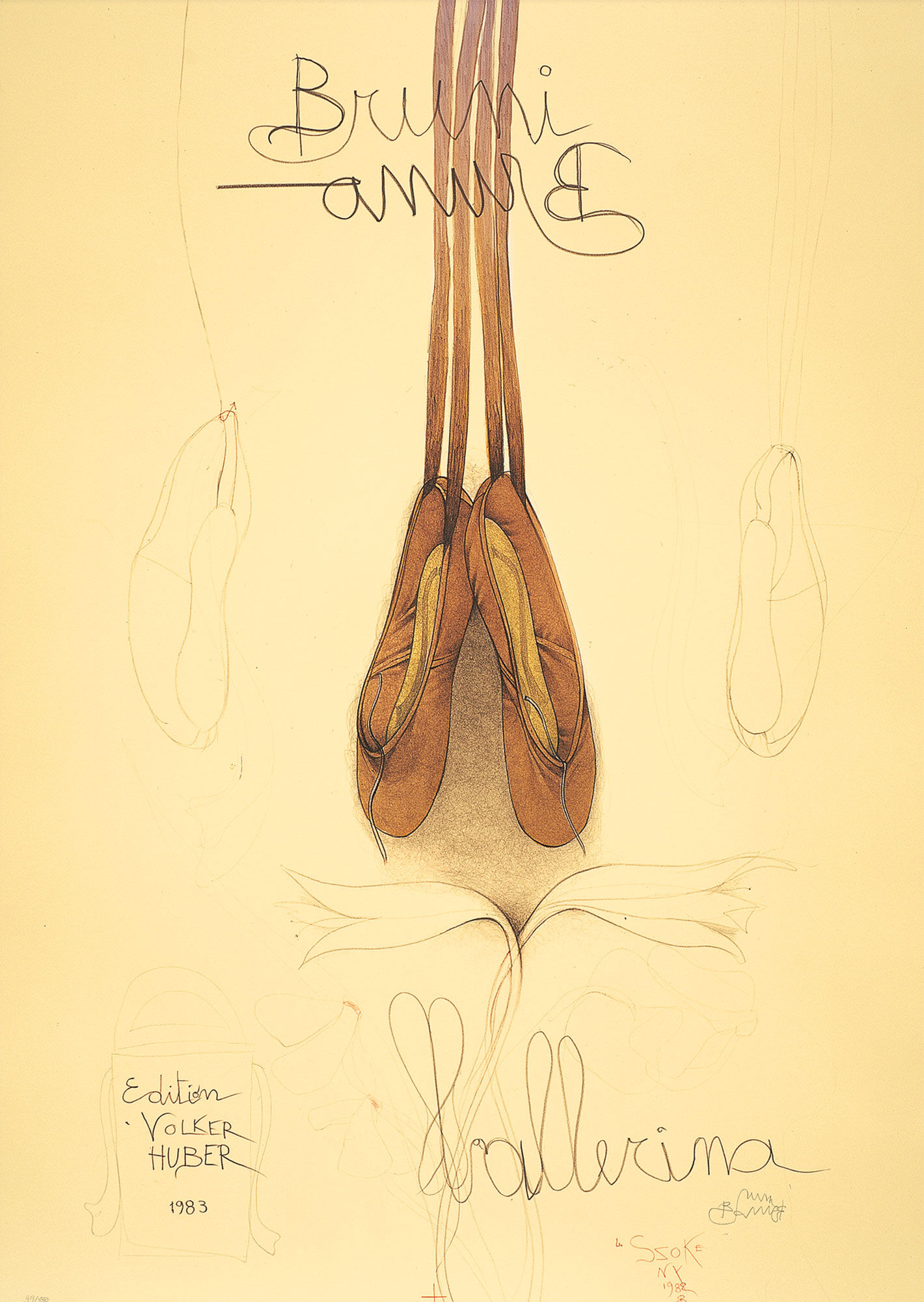 "Picture ""Ballerina"", 1983"