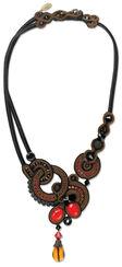 "Necklace ""Opium"""
