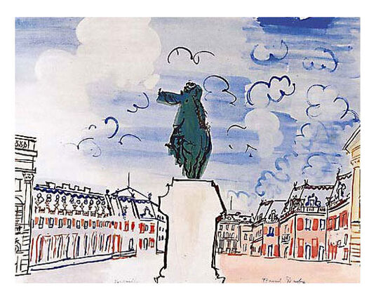 "Raoul Dufy: ""Versailles"""