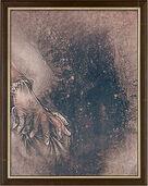"Bild ""Nach Tizian"" (1977), gerahmt"