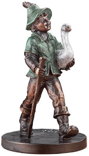 "Jürgen Götze: Sculpture ""Hans in Happiness"""