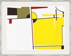 """Bild """"Bull VI"""" (1973)"""