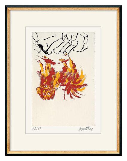 "Georg Baselitz: Bild ""Tama II"" (2002)"