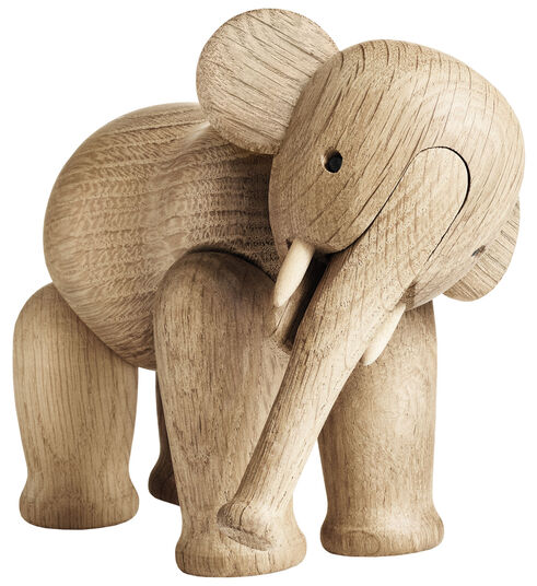 "Kay Bojesen: Holzfigur ""Elefant"""